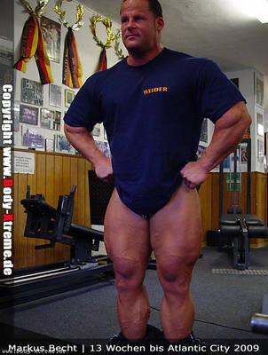 nimmt tim budesheim steroide