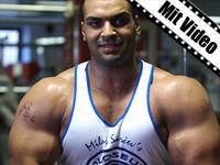 Karim Aly - Portrait
