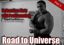Sebastian Hotz (21) will Profi werden - Part 3
