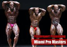 Miami Pro World Masters - Flashreport Prejudging