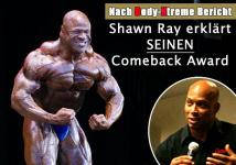 Comeback Controverse - Shawn Ray erkl�rt SEINEN Award