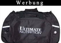 Ab 100 euro Ultimate Ware - Sporttasche gratis