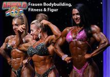 Arnold Classic 2012 - Frauenbodybuilding, Figur und Fitness - mit Video