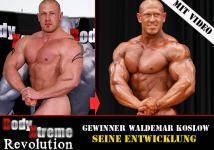 BXR Gewinner Waldemar Koslow - Seine Entwicklung