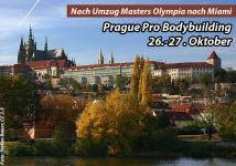 Prague Pro Bodybuilding und Amateur Bikini Olympia