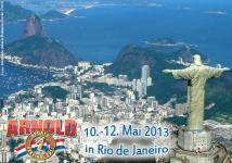Arnold Classic 2013 auch in Brasilien