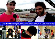 Baboumian back in Berlin - Rückblick Europameisterschaft
