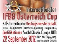 Ankündigung: Int. Österreich Cup