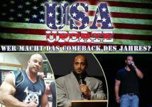 USA Update - Wer macht das Comeback des Jahres¿