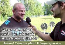 Roland Cziurlok will Trizeps reparieren lassen