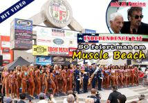 Muscle Beach Classic - SO feiert man den Independence Day