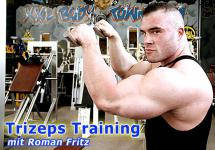 Trizeps Training mit Roman Fritz
