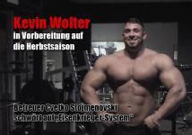 Video: Kevin Wolter in Vorbereitung auf die Herbstsaison
