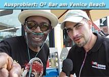 Ausprobiert: Sauerstoffbar am Venice Beach