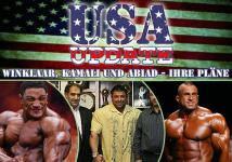 USA Update - Winklaar, Kamali und Fouad �ber Ihre Zukunft