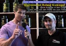 Interview mit Roland Kickinger