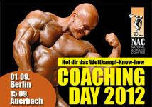 Weitere NAC Coaching-Days in 2012