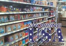 Shopping USA - Einkaufsführer im US Supermarkt