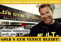 Golds Gym Venice bleibt