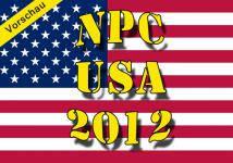 NPC USA 2012 - Vorschau