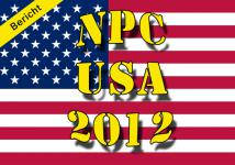 NPC USA 2012 - Bericht