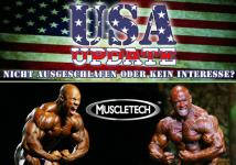 USA Update - Muscletech verschl�ft Titelgewinne