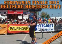 +++Liveticker+++ Deutsche Meisterschaft im Strongman