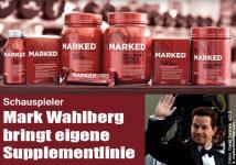 Mark Wahlberg bringt eigene Supplementlinie