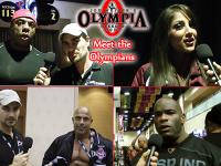 Mr. Olympia 2012 - Meet the Olympians