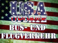 USA Update - Bus and air traffic