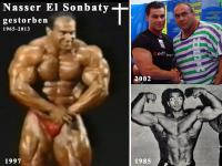 Nasser El Sonbaty passed away
