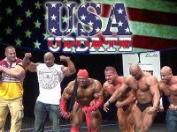 USA Update - Kai Greene on the rise