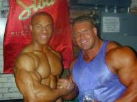 Tuesday Time Travel - Phil Heath' Way on stage