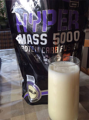 Biotech USA Hyper Mass 5000 - Review | Body-Xtreme