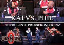 Mr. Olympia 2014 - Pressconference