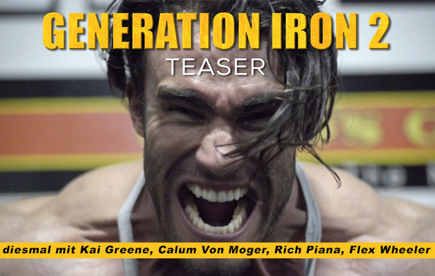 Generation Iron Deutsch